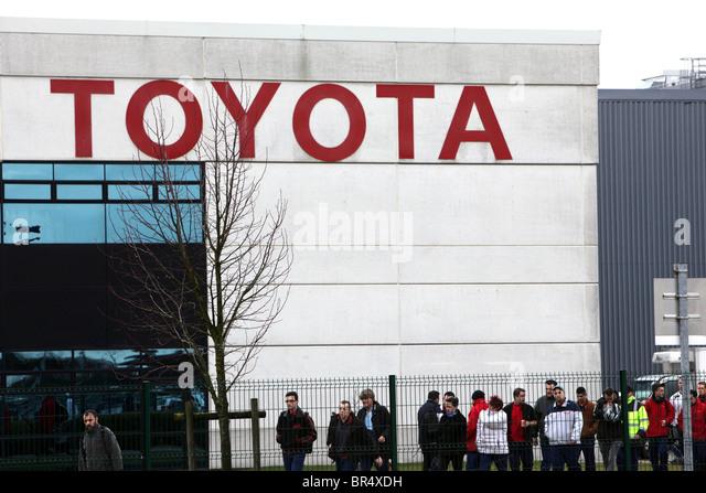 Toyota Car Factory Stock Photos Amp Toyota Car Factory Stock