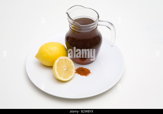 Detox diet - Stock Image