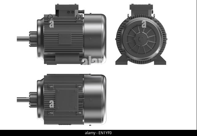 Induction motor stock photos induction motor stock for Abc electric motor repair
