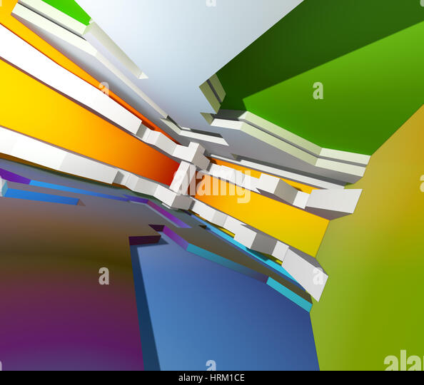 Abstract Architecture - Stock Image