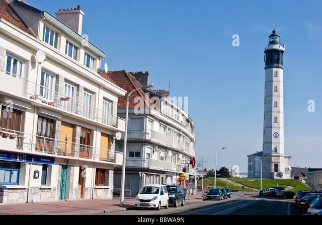 Le Phare de Calais,  Pas de Calais, Calais, France - Stock-Bilder