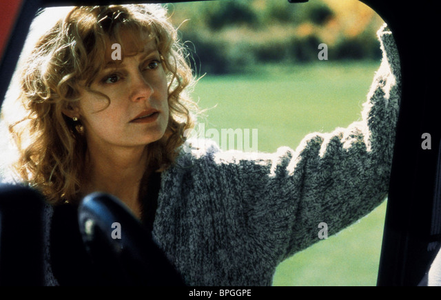 SUSAN SARANDON EARTHLY POSSESSIONS (1999) - Stock Image