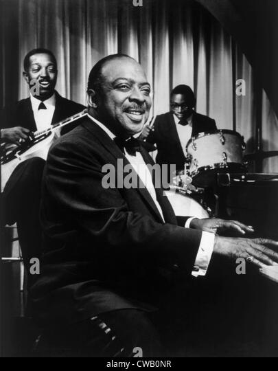 MADE IN PARIS, Count Basie, 1966 - Stock Image