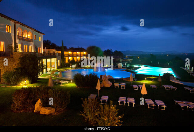 Thermae stock photos thermae stock images alamy - Bagno vignoni hotel adler ...