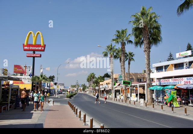 Cyprus Famagusta Street Stock Photos Amp Cyprus Famagusta