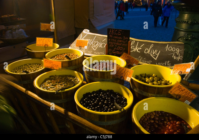 Brittany Food Markets