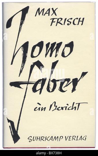 Homo Faber by Max Frisch (1974, Book)