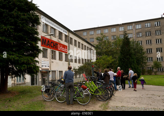Prora stock photos prora stock images alamy for Nazi holiday resort