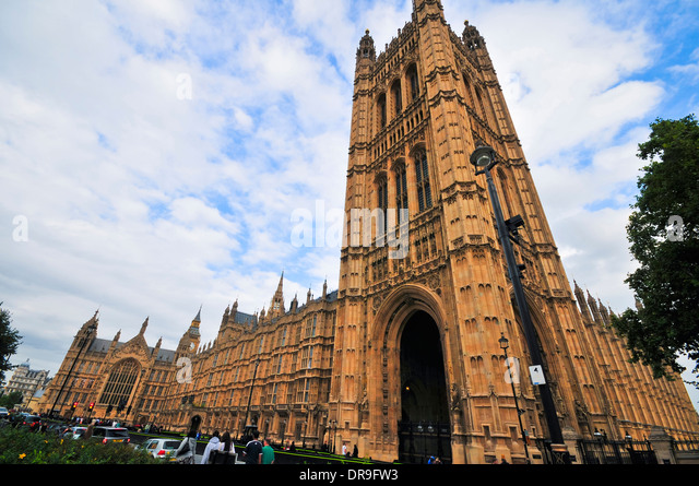 House of Parliament - Stock Image