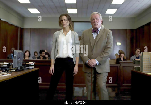 THE TRIALS OF CATE McCALL 2013 Sierra/Affinity film with Kate Beckinsale and Nick Nolte - Stock-Bilder