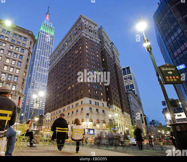 west 34th street stock photos amp west 34th street stock