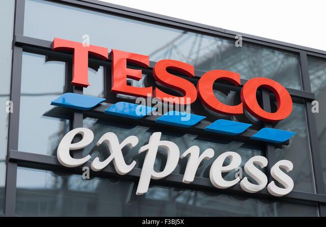 Tesco Express Stock Photos & Tesco Express Stock Images ...