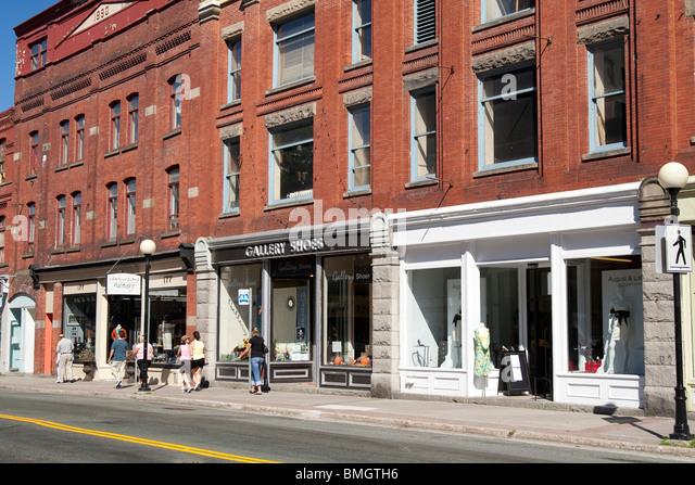 Bonavista Shoe Store