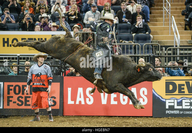 New York, USA. 8th Jan, 2017. GUILHERME MARCHI in action during the final day of the Monster Energy Buck Off held - Stock Image