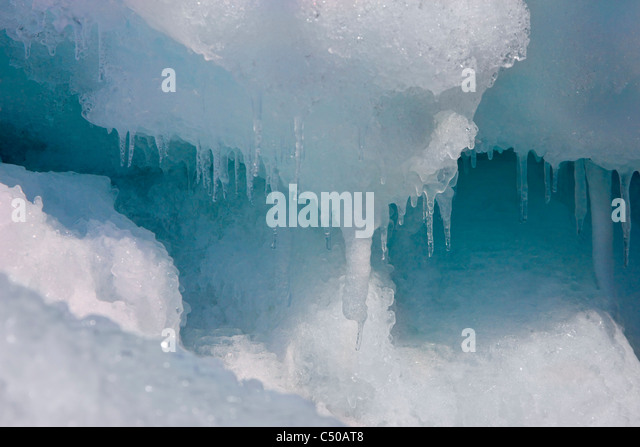 Iceberg, Antarctica - Stock-Bilder