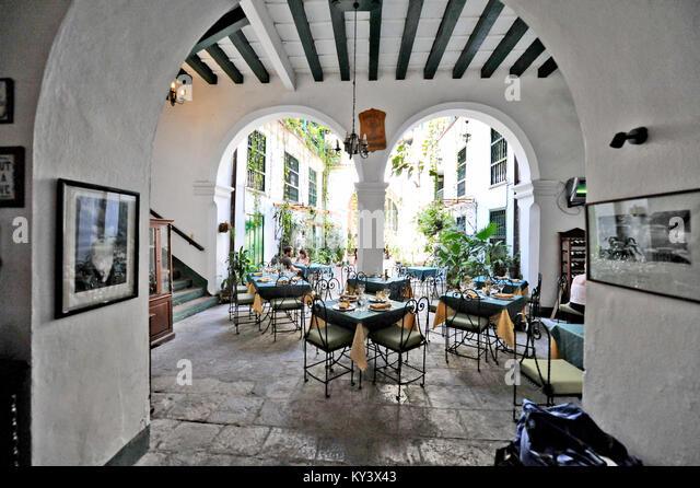 Old Cuban Cafe E Colonial Menu