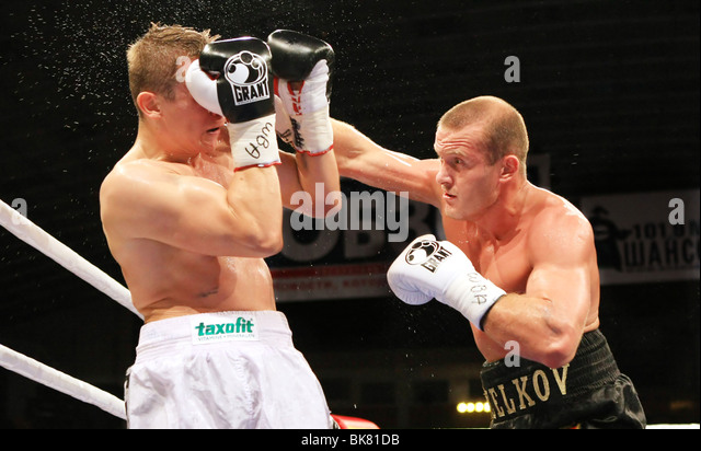 Boxing - Stock Image