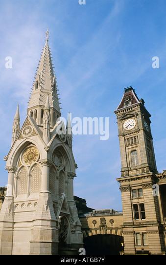Birmingham museum & art gallery - Stock Image