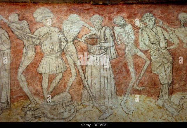 Danse macabre stock photos danse macabre stock images - Chaise haute bloom fresco ...