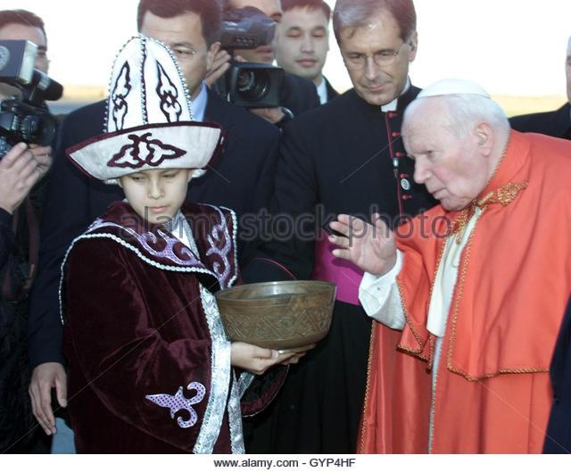 The Visit of Pope John Paul II to Toronto in 2002