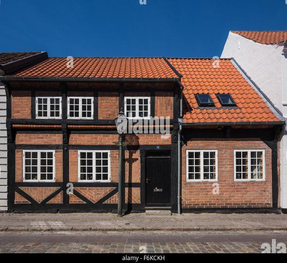 Ribe stock photos ribe stock images alamy - The jutland small house ...