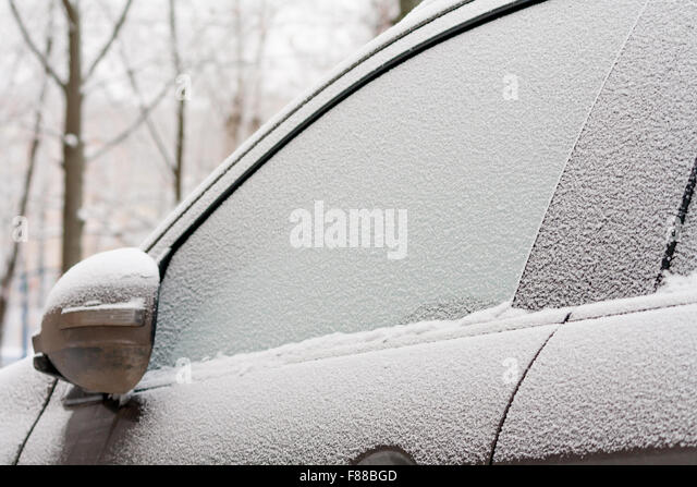 Car window ice stock photos car window ice stock images for Best windows for cold climates
