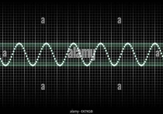 Futuristic Thumping Music Beats - Stock-Bilder