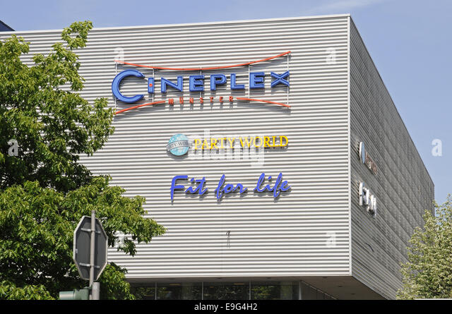 Cinema Münster cineplex stock photos cineplex stock images alamy