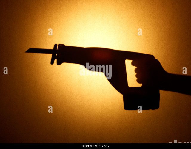 Saw - Stock Image