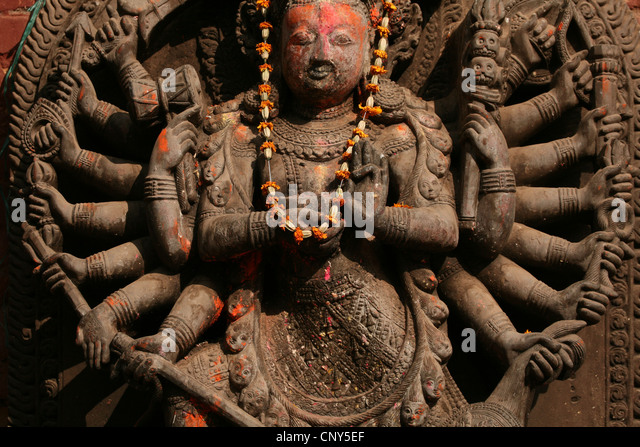 Hindu Creation Myth Stock Photos Amp Hindu Creation Myth