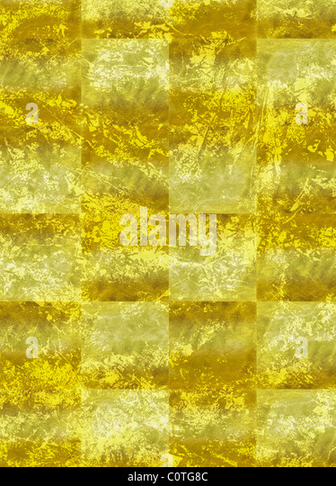 Backgrounds of Gold Foil - Stock-Bilder