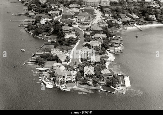 Point Piper - 1937 30130043846 o - Stock Image