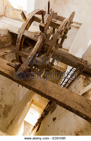 Old wooden fort stock photos old wooden fort stock for Old wooden forts