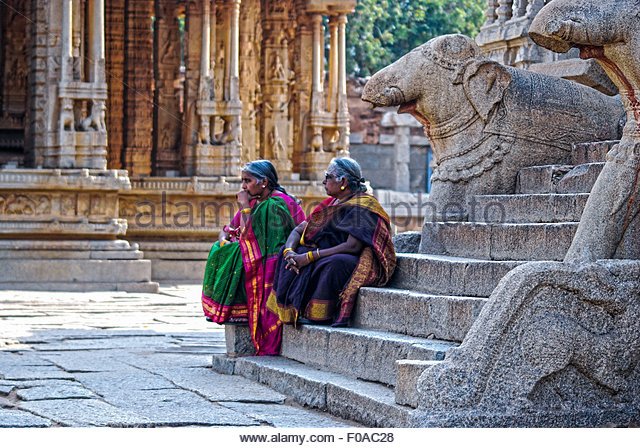 Gate Keepers of Hinduism - Stock Image