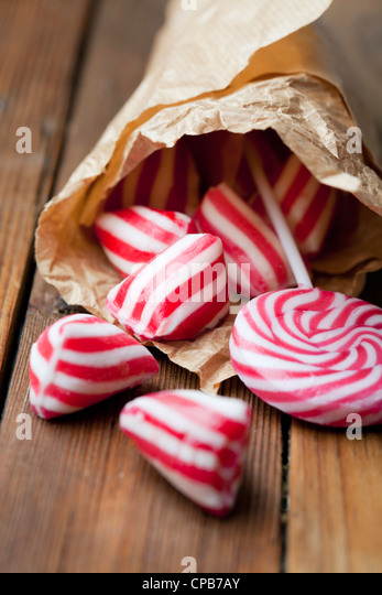candy - Stock Image