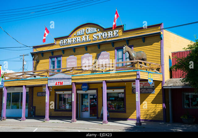 General store stock photos general store stock images for Old fashioned general store near me