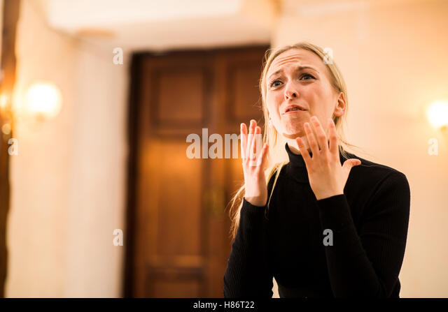 woman in black monologue Playwright/year first produced/character/identifying line or topic ackermann/marcus is walking/2002/caitlin/monologue about flying in airplane.