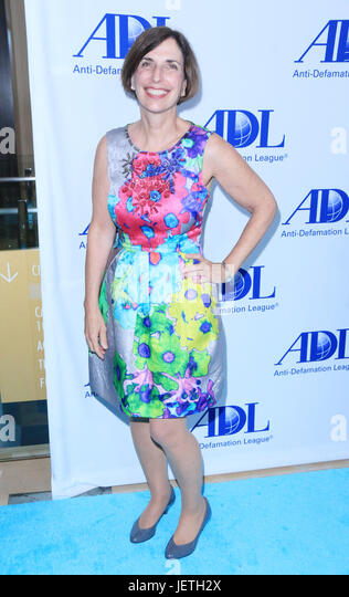 Anti-Defamation League entertainment industry dinner honoring Bill Prady - Arrivals  Featuring: Amanda Susskind - Stock-Bilder