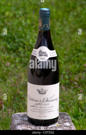 chateau de chamirey a rodet burgundy france - Stock Image
