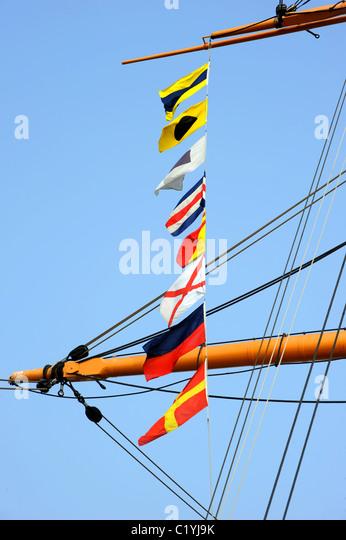 Signal Flags Stock Photos & Signal Flags Stock Images