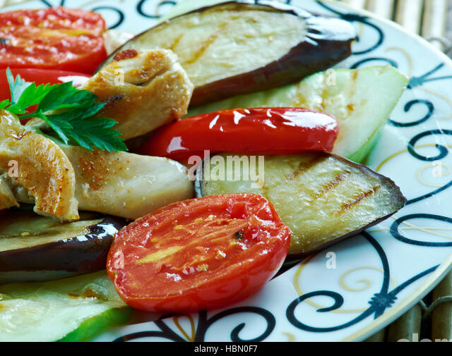 Azerbaijan cuisine stock photos azerbaijan cuisine stock for Azerbaijan cuisine