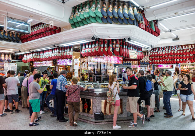 Jamon Madrid Stock Photos Jamon Madrid Stock Images Alamy