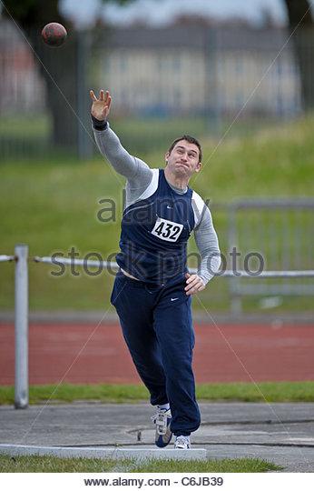 Athletics Meet - Stock Image