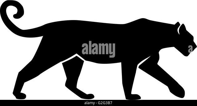 Panther Logo Stock Photos Amp Panther Logo Stock Images Alamy