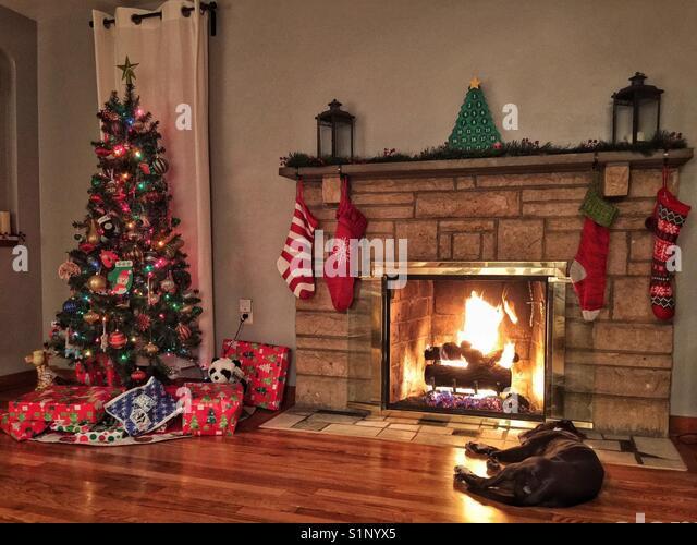 Dog House Christmas Tree