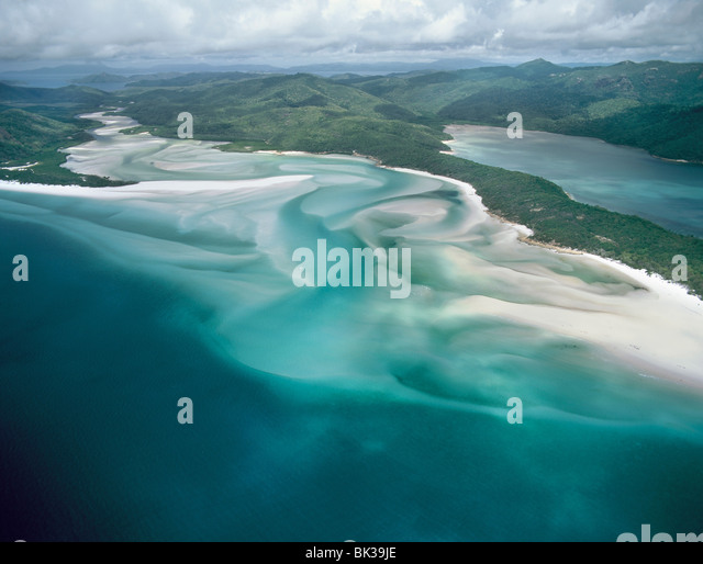 Whitsunday Island, Queensland, Australia, Pacific - Stock Image