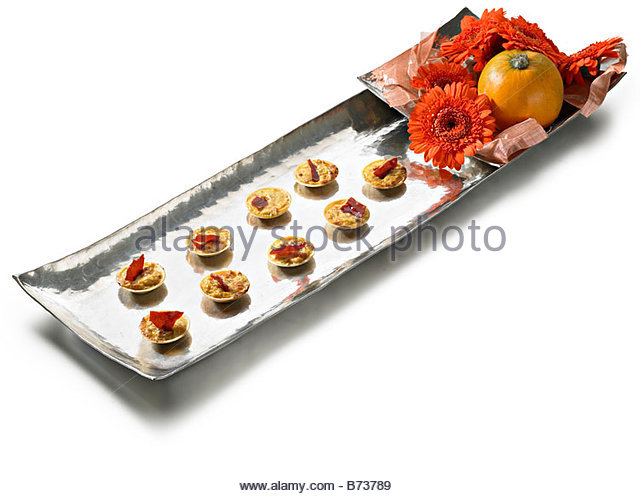 Canape tray stock photos canape tray stock images alamy for Canape platters