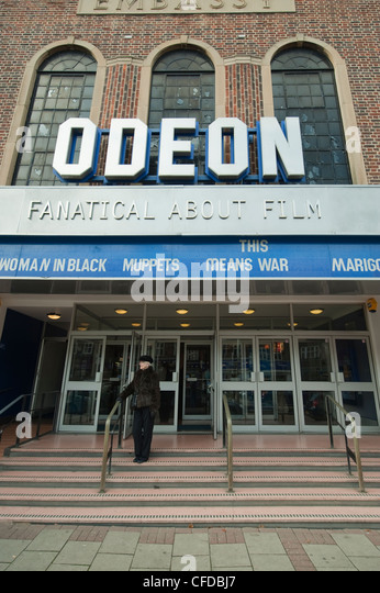 Odeon Cinema Stock Photos Amp Odeon Cinema Stock Images Alamy
