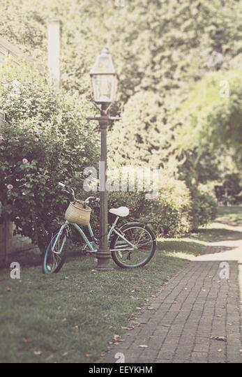 A bicycle on Martha's Vineyard. - Stock-Bilder