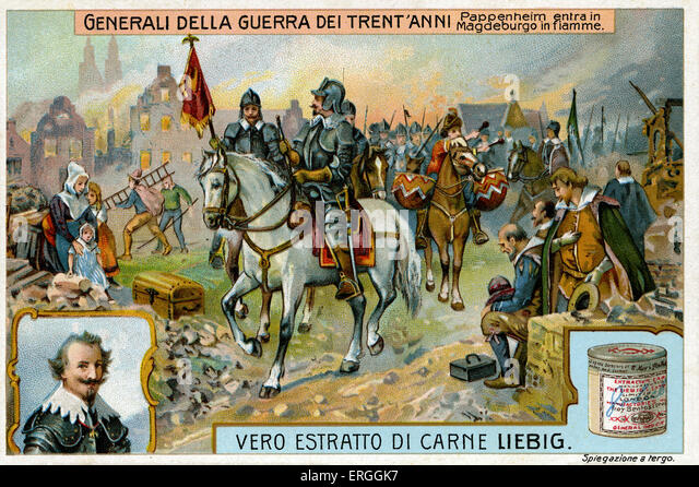 the causes of the thirty years war The thirty years' war has been described as the last major european war of   both sides were convinced that they were fighting for a holy cause, with the fear.